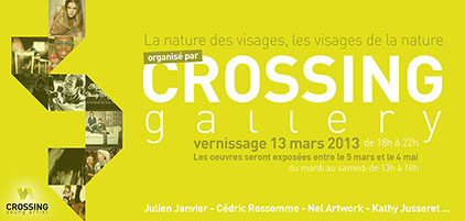 Crossing gallery - 2013